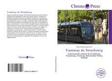 Bookcover of Tramway de Strasbourg