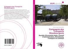 Borítókép a  Compagnie des Transports Strasbourgeois - hoz