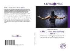 Couverture de CMLL 71st Anniversary Show