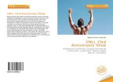 Copertina di CMLL 73rd Anniversary Show