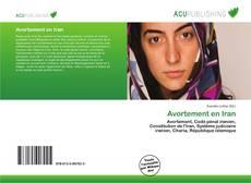 Bookcover of Avortement en Iran