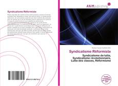 Syndicalisme Réformiste kitap kapağı