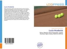 Lucie Hradecká kitap kapağı