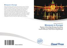 Bookcover of Mosques in Europe