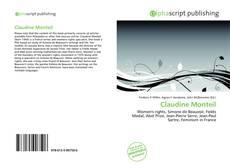 Borítókép a  Claudine Monteil - hoz