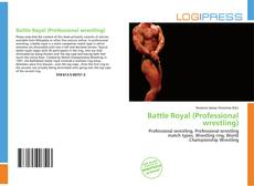 Обложка Battle Royal (Professional wrestling)