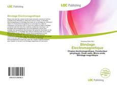 Capa do livro de Blindage Électromagnétique
