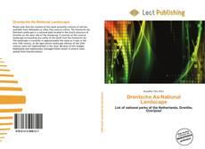 Bookcover of Drentsche Aa National Landscape