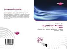 Bookcover of Hoge Veluwe National Park