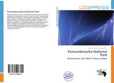 Capa do livro de Femundsmarka National Park