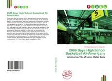 Обложка 2006 Boys High School Basketball All-Americans
