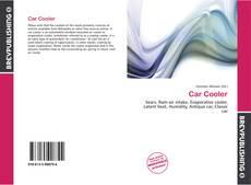 Portada del libro de Car Cooler