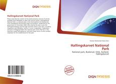 Capa do livro de Hallingskarvet National Park