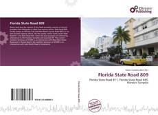 Обложка Florida State Road 809