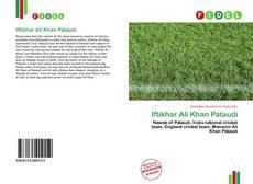 Copertina di Iftikhar Ali Khan Pataudi
