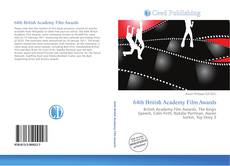 Bookcover of 64th British Academy Film Awards