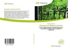 Bookcover of Kampinos National Park