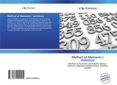 Bookcover of Method of Moments ( statistics)