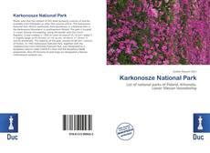 Karkonosze National Park的封面