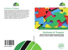 Bookcover of Confusion of Tongues