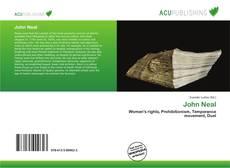 Buchcover von John Neal