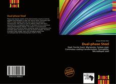 Dual-phase Steel kitap kapağı