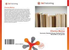 Borítókép a  Charles Muñoz - hoz
