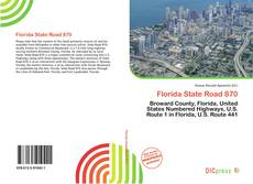 Couverture de Florida State Road 870