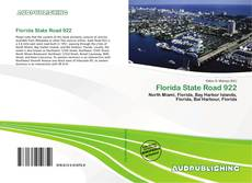 Bookcover of Florida State Road 922