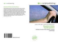Bookcover of Braxton Hicks Contractions