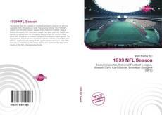Capa do livro de 1939 NFL Season