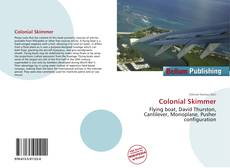 Bookcover of Colonial Skimmer