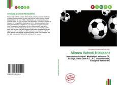 Bookcover of Alireza Vahedi Nikbakht