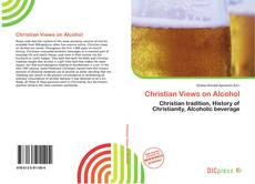 Обложка Christian Views on Alcohol