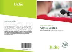 Cervical Dilation kitap kapağı
