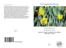 Buchcover von Avenham Park