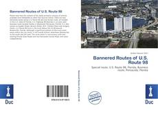 Buchcover von Bannered Routes of U.S. Route 98