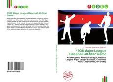 Couverture de 1938 Major League Baseball All-Star Game