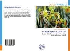 Borítókép a  Belfast Botanic Gardens - hoz