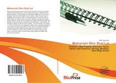 Maharishi Shiv Brat Lal的封面