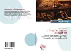 Bookcover of Honda Civic (sixth generation)