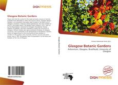 Bookcover of Glasgow Botanic Gardens