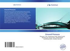 Bookcover of Ground Pressure