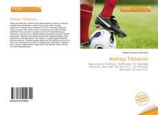Andrey Tikhonov kitap kapağı