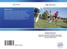 Bookcover of Andriy Rusol