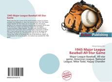 Couverture de 1945 Major League Baseball All-Star Game