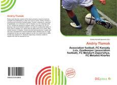 Buchcover von Andriy Tlumak