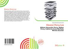 Bookcover of Eleanor Percy Lee