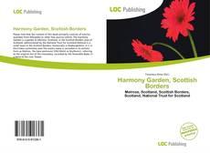 Buchcover von Harmony Garden, Scottish Borders