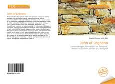 Bookcover of John of Legnano